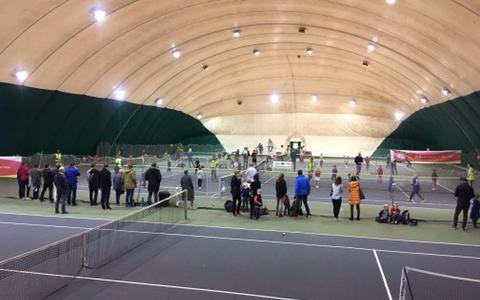 Vellykket Red Tour på Oslo Tennisklubb