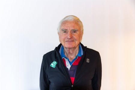 Ukens trener er Edvard Raastad