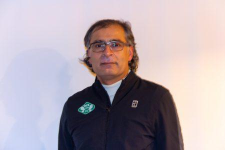 Denne uken er treneren Moffe Saqib