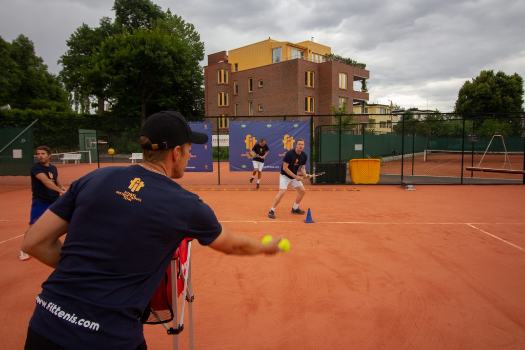 Fit Tenis course