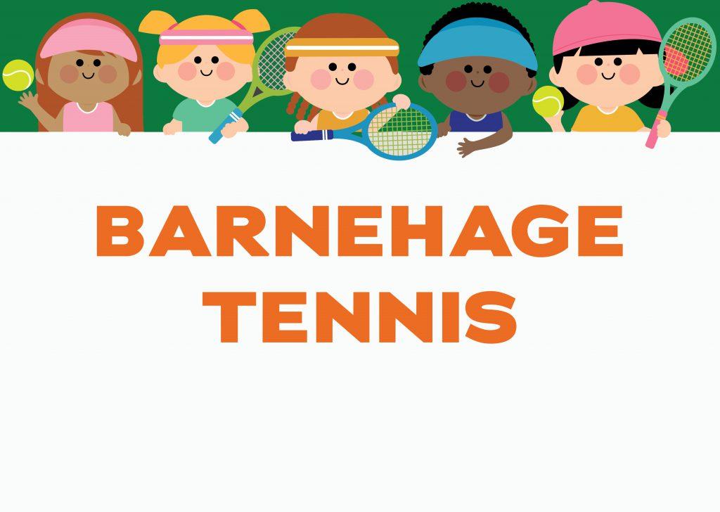 BARNEHAGE TENNIS