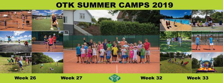 SUMMER CAMPS 2019