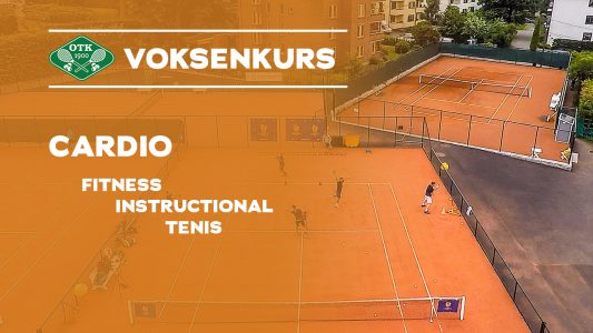Fit Tenis (Cardio) kurs