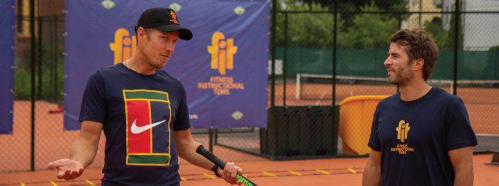 Nytt Cardio FIT Tenis kurs