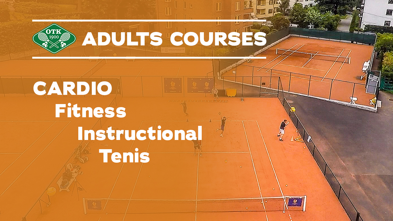CARDIO FIT TENIS COURSE