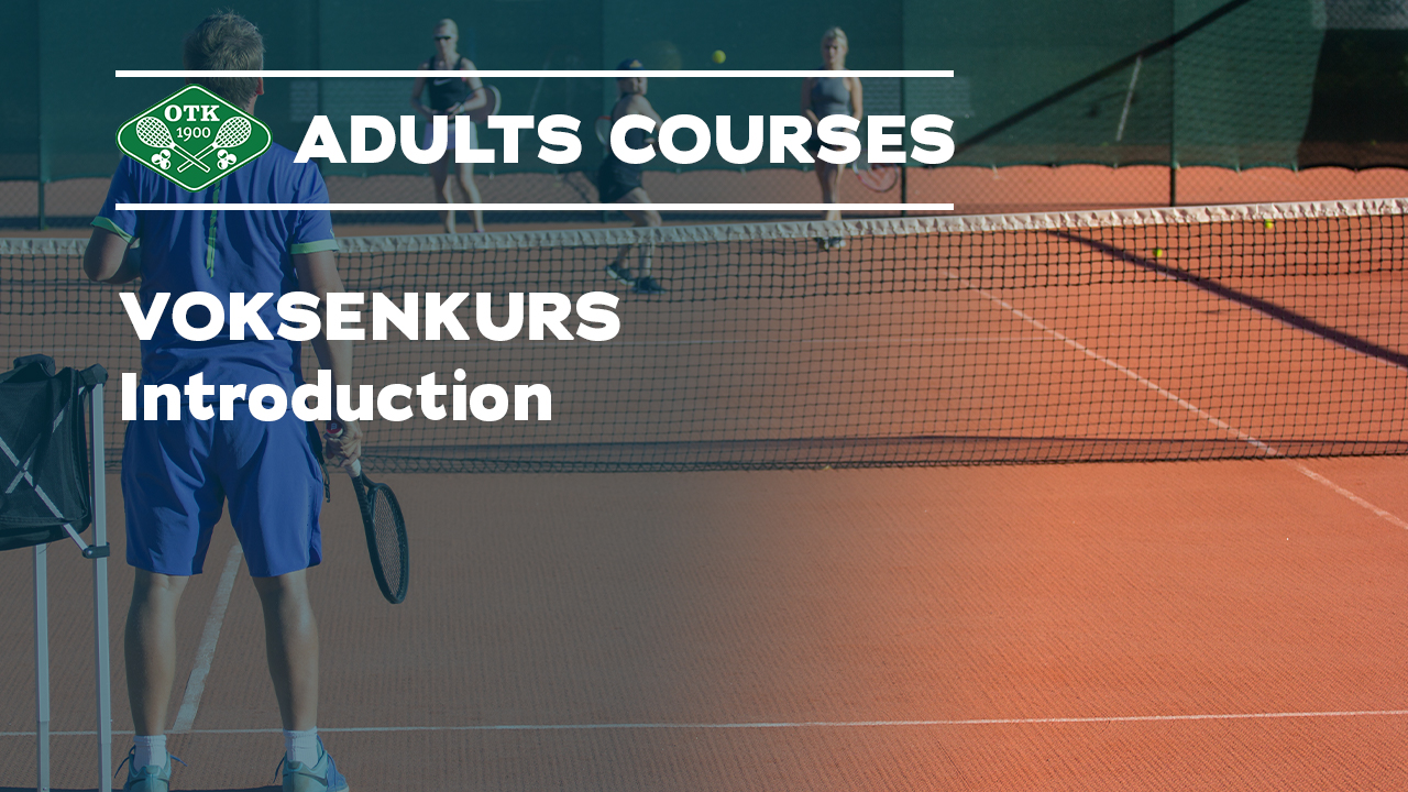 ADULT COURSE